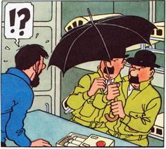 The Adventures of Tintin: Explorers on the Moon Herg é ~ Methuen, 1959 Sorry I've been so MIA, but alas... being a working mom is a...