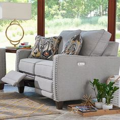 Sectional Sofa with recliner: Large & Small Sectional Couches
