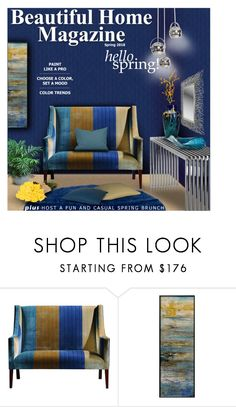 """Sem título #1790"" by cmb51 ❤ liked on Polyvore featuring interior, interiors, interior design, home, home decor and interior decorating"