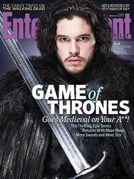 Entertainment. Kit Harington.