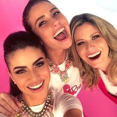 Such a fun shooting with these beauties! @gioanto and @didiwagner Great energy always!!!  ---------- Dia de fotos mega divertido para a nova campanha @lepostiche com as deusas que eu adoro @gioanto e @didiwagner Energia boa sempre
