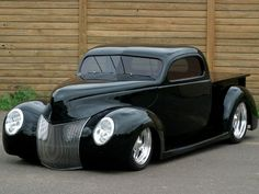 1940 ford pickup... modified