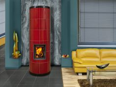 KLASIK R1 | Český výrobce kachlů a kachlových kamen | Hein & spol. Stove, Home Appliances, Wood, Design, Home Decor, Google, Technical Documentation, Contemporary Fireplaces, House Appliances