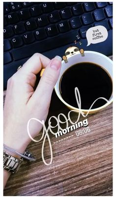 Coffee Time #coffee #time #photography #instagram Coffee time, stories criativos & adesivos Coffee Instagram, Mood Instagram, Instagram Frame, Instagram Story Ideas, Instagram Editing Apps, Ideas For Instagram Photos, Creative Instagram Photo Ideas, Instagram Story Filters, Time Photography