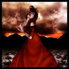 7 Deadly Sins - Wrath by ~elestrial