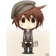 30 Really Cute Chibi Artworks ❤ liked on Polyvore