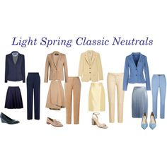 Light Spring Classic Neutrals by expressingyourtruth on Polyvore featuring Aeronautica Militare, Marc O'Polo, Avery, Olsen, Joseph, Miss Selfridge, Estnation, Prada, Banana Republic and LifeStride