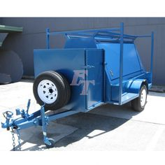 Tandem Trailers are fundamentally a type of trucking arrangement utilized for several purposeful work. These trailers consist of mainly 2 components, 2 trailers and a tractor. These are also known as dual axle trailers.
