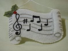 Felted Bucilla DRUMMER BOY COLLECTION Christmas Ornament ...
