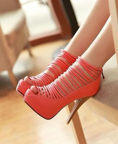 Just Girly Thingsღ #high heels #fashion