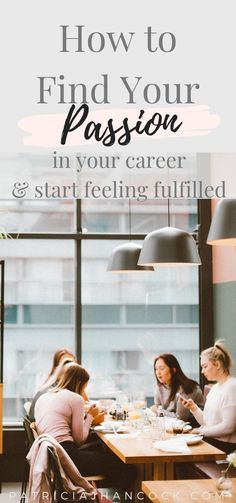 How to find & rekindle your passion in your current career! Learn how to start feeling fulfilled towards your purpose again. In this article well discuss why we start to fizzle out in careers we used to love & how to fix it. Self Development, Personal Development, Finding Passion, Dream Career, Future Career, Goal Planning, Career Change, Life Purpose, Career Advice