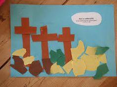 Afbeeldingsresultaat voor pasen christelijk knutselen New Testament Bible, Lucas Arts, Bible Crafts, Bible Stories, Bible Lessons, A Blessing, Lent, Preschool Crafts, Blessed