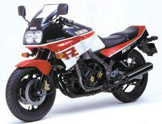 FZ 750, 1985