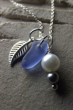 Sea Glass Necklace $29.00