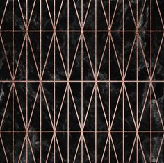 Modern geometric triangles faux rose gold pattern on black marble Geometric Tiles, Geometric Shapes, Black Marble, Black Gold, Marble Comforter, Photo Print Sizes, Rose Gold Texture, Doodle Inspiration, Marble Case