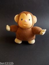 cotoons мягкие игрушки Monkey одеяло с кудрявый хвост от Smoby