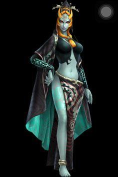 Plus badass tu meurs Legend Of Zelda Midna, Legend Of Zelda Breath, Zelda Twilight Princess, Midna Cosplay, Ecchi Neko, Zelda Tattoo, Adventure Time Girls, Nintendo Characters, Cute Pokemon