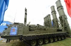 Russian air defence missiles 'arrive in Iran' 11 April 2016 BBC, From the section Europe Russia is reported to have started delivering surface-to-air missiles to Iran, under a deal opposed by Israel, the US and. S 300 Missile, State Sponsored Terrorism, Beast Of Revelation, End Time Headlines, Army Day, Army Vehicles, Saudi Arabia, Target, Russia