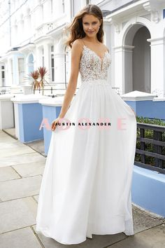 #adorebyjustinalexander #weddingdress #justinalexander Relaxed Wedding Dress, Wedding Dress Suit, Wedding Dress Styles, Dream Wedding Dresses, Wedding Gowns, A Line Bridal Gowns, Bridal Dresses, White Wedding Suit, Justin Alexander Bridal