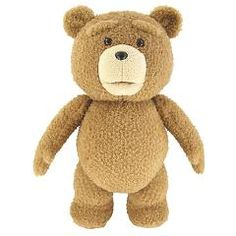 I loved this movie now you can get a talking Ted bear for yourself!!