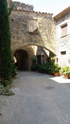 Monells, Girona Baix Empordà ( Catalunya )
