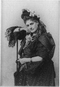 La comtesse de Castiglione * 1894-1895 photo Pierre Louis PIERSON (1822-1913)