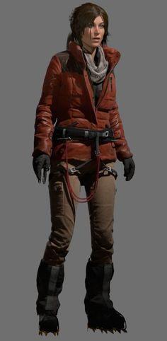 Tomb Raider / Lara Croft Winter