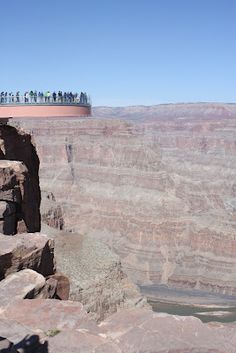 Grand Canyon Skywalk this was the best vacation yet!