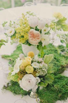 gorgeous colors and arrangements of florals