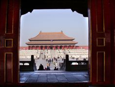 """""""The Forbidden City"""" Imperial Palace Beijing, China Bejing China, China Temple, Holidays In China, Temple Of Heaven, Imperial Palace, Close To Home, China Travel, Beijing, Places Ive Been"""