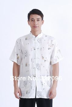 Shanghai Story  hot sale Tang Costume linen shirt Traditional Chinese ethnic clothing Tang suit mandarin collar shirt