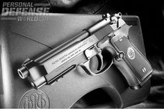 Beretta 92FS Upgrades | Gun Review - Personal Defense World #gunreview #beretta