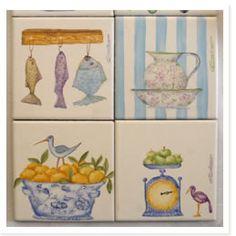 Le Vaisselier :: Pintura sobre Porcelanas :: Materiales y talleres