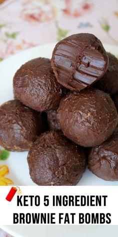 Atkins Desserts, Bbq Desserts, Low Carb Desserts, Chocolate Desserts, Low Carb Recipes, Healthy Recipes, Chocolate Fat Bombs, Chocolate Cream, Candy Cookies