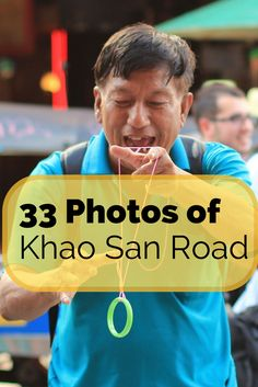 Khao San Road is the center of the backpacking universe. This is an offbeat look at this mecca for tourists.