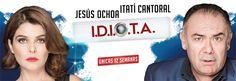 Te regalamos pases dobles VIP para la obra I.D.I.OT.A, con Itati Cantoral y Jesús Ochoa - http://diariojudio.com/comunidad-judia-mexico/te-regalamos-pases-dobles-vip-para-la-obra-i-d-i-ot-a-con-itati-cantoral-y-jesus-ochoa/205696/