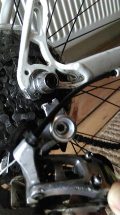 Whether it's a puncture, buckled wheel or snapped mech hanger,  PROTECH Cycle Solutions will be happy to fix it.   Non job is too big or too small!  Book your bike in with us now, call 07813709575!   We'd be happy to collect it and drop it off when it's fixed.