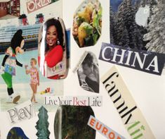 How & Why to Host a Vision Board Party
