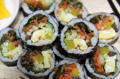 중독성 있는 매운맛~ 멸추김밥만들기~ – 레시피 | Daum 요리