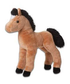 "10"" Horse Stuffed Animal by Douglas"