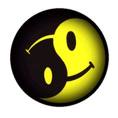 You Are My Yang 2 My Ying | ying yang smiley picture by hungfarstucker - Photobucket