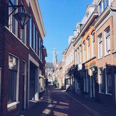 Het lijkt wel zomer vandaag #haarlemcityblog #haarlem #frankestraat