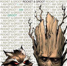 Rocket Raccoon and Groot #1 Hip Top variant cover Skottie Young *