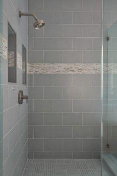 Modern Bathroom in Decatur - modern - Bathroom - Atlanta - Innovative Construction Inc.