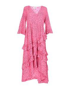 3fa7f71f037 Ganni Women Midi Dress on YOOX. The best online selection of Midi Dress  Ganni.