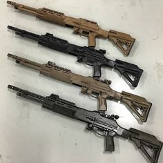 Ohio Ordinance Works Heavy Counter Assault Rifle (HCAR). Based on the design of a WWII BAR, the HCAR has been considerably shortened and lightened but packs the heavy firepower of the 30-06 cartridge. This is a powerhouse.