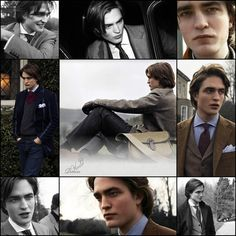 "pattinsonworld: ""Robert for Hackett, campaign  2007-8 """