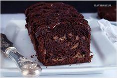 Brownie wiśnia w czekoladzie - I Love Bake My Love, Food, Essen, Meals, Yemek, Eten