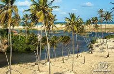 Praia de Punaú, Rio do Fogo (RN)