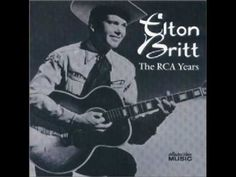 elton britt - you and my old guitar